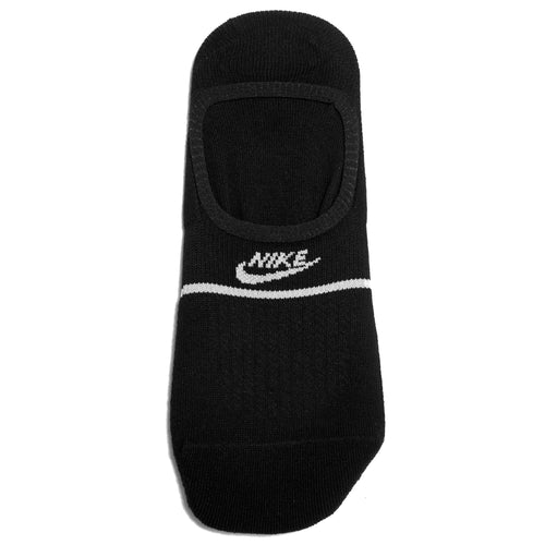 Nike SNKR Sox Essential No Show Black/White at shoplostfound, top