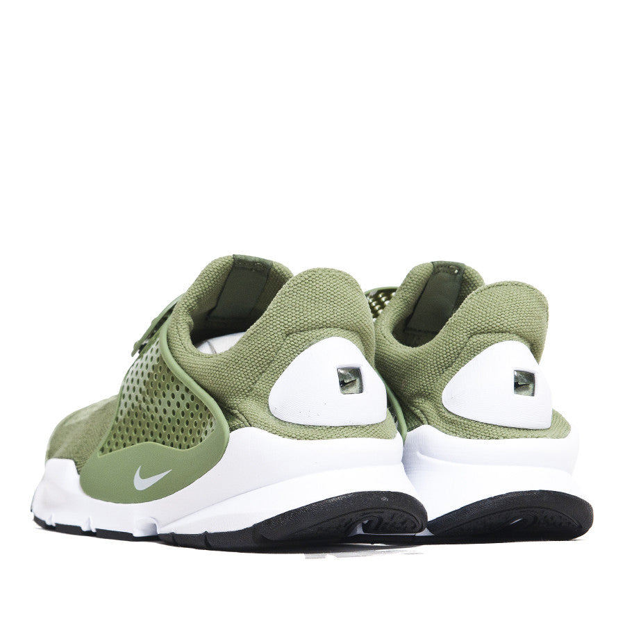 Nike Sock Dart Palm Green at shoplostfound, back