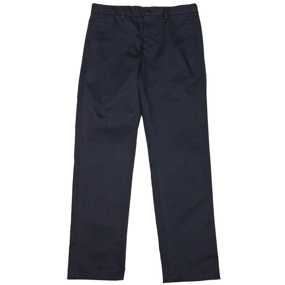 Norse Projects Albin Chino Dark Navy at shoplostfound, front