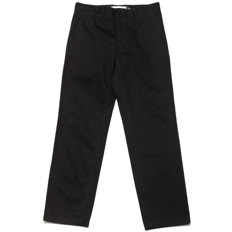 Norse Projects Aros Heavy Utility Black at shoplostfound, front