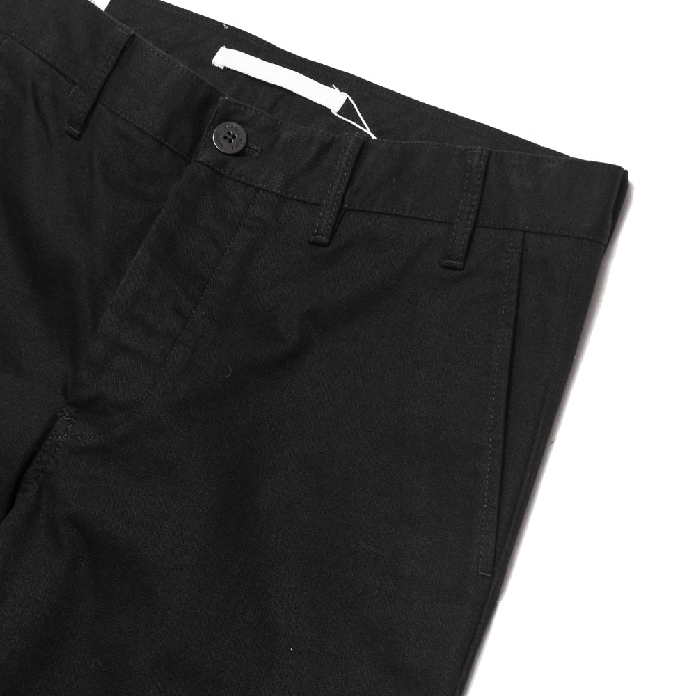 Norse Projects Aros Heavy Utility Black at shoplostfound, pocket