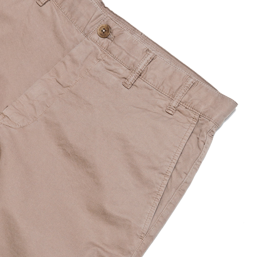 Norse Projects Aros Light Twill Short Utility Khaki at shoplostfound, pockets