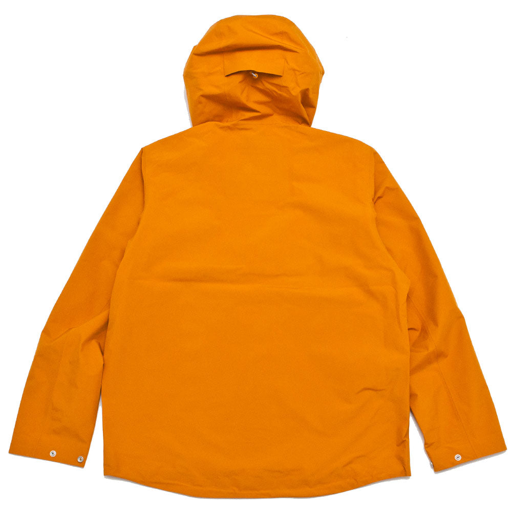 Norse Projects Fyn Shell Gore Tex 2.0 Cadmium Orange shoplostfound 2