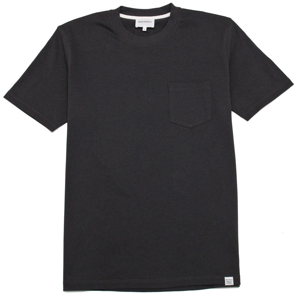 Norse Projects Johannes Pocket SS Slate Grey shoplostfound 1