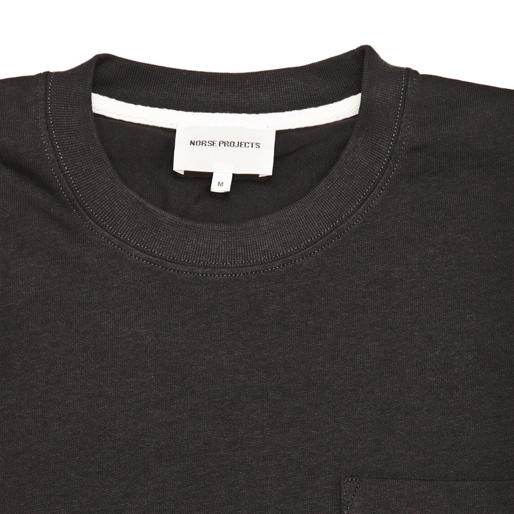 Norse Projects Johannes Pocket SS Slate Grey shoplostfound 2