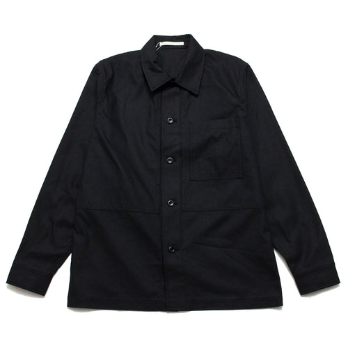 Norse Projects Kyle Cotton Linen Black shoplostfound 1