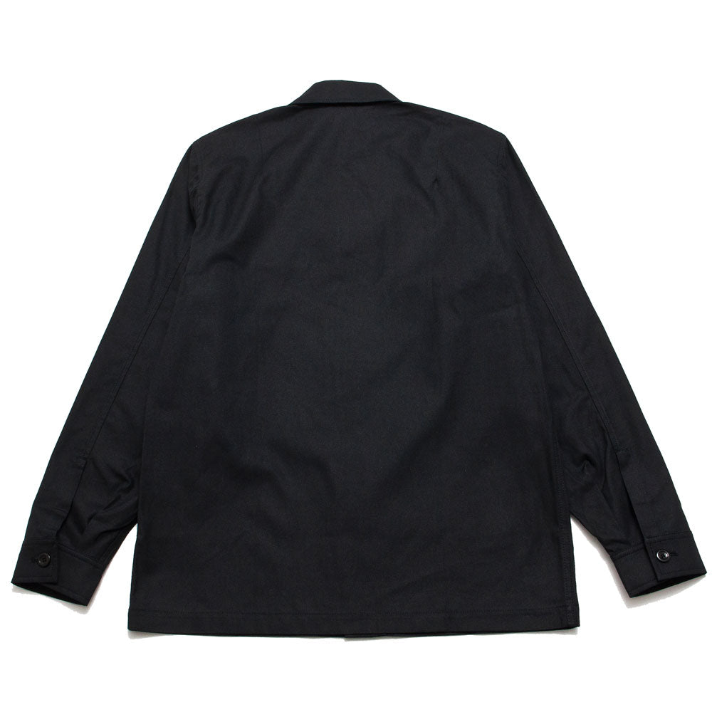 Norse Projects Kyle Cotton Linen Black shoplostfound 2