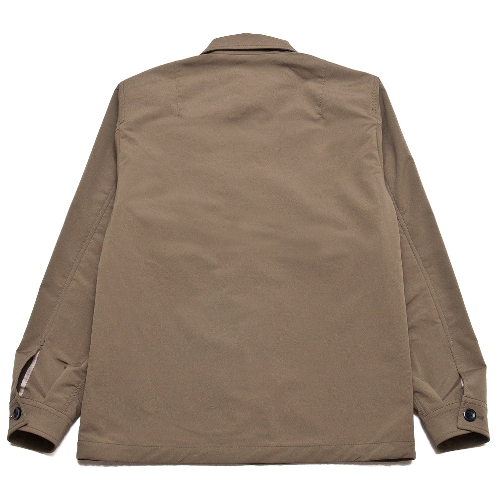 Norse Projects Kyle Travel Utility Khaki at shoplostfound, back