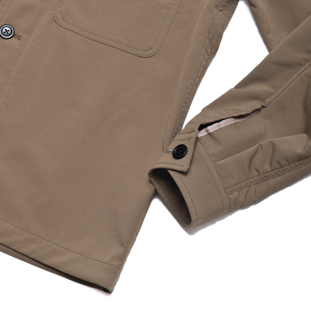 Norse Projects Kyle Travel Utility Khaki at shoplostfound, cuff