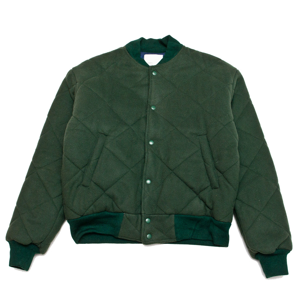 PAA Gymnasium Jacket Forest at shoplostfound, front
