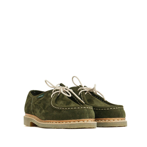Paraboot Michael Velours Mousse shoplostfound side