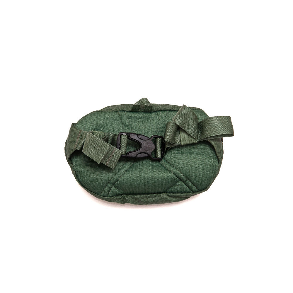 Patagonia Ultralight Black Hole Mini Hip Pack 1L Camp Green shoplostfound 2