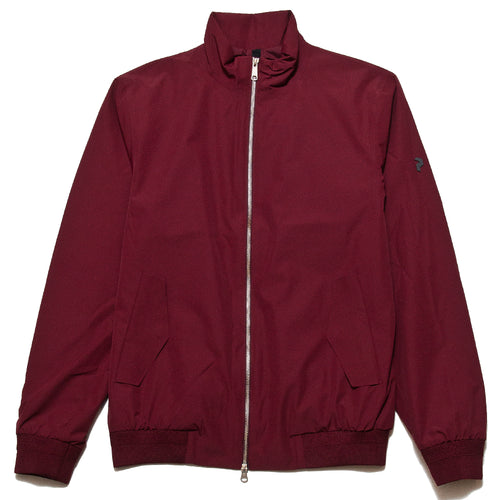 Peak Performance Blizzard Jacket Baked Red at shoplostfound, front