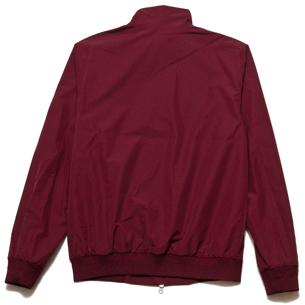 Peak Performance Blizzard Jacket Baked Red at shoplostfound, back