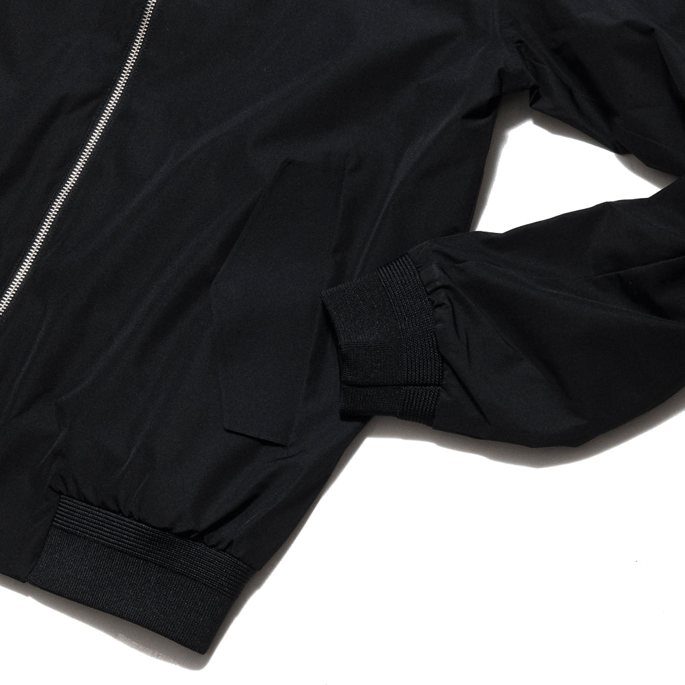 Peak Performance Blizzard Jacket Black at shoplostfound, cuff