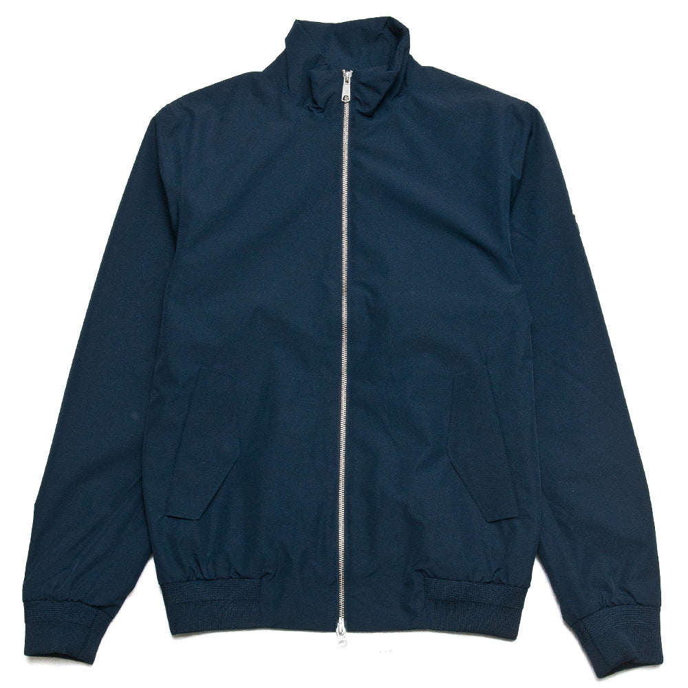 Peak Performance Blizzard Jacket Navy at shoplostfound, front