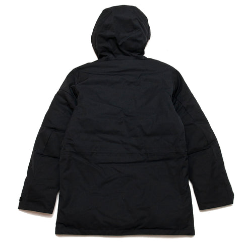 Peak Performance Ground Parka Black