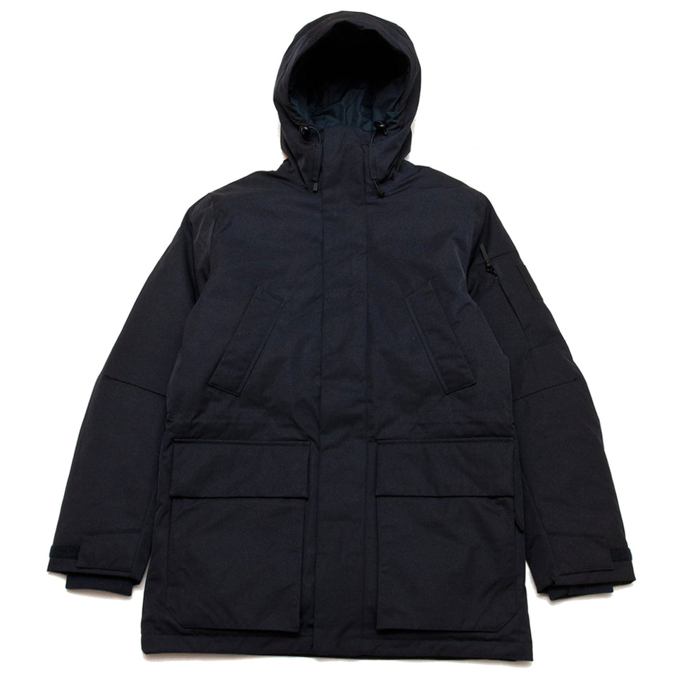 Peak Performance Ground Parka Salute Blue