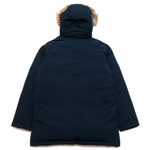 Peak Performance X.11 Navigate Parka Salute Blue