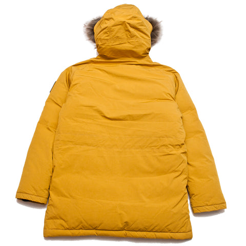 Peak Performance X.11 Navigate Parka Smudge Yellow