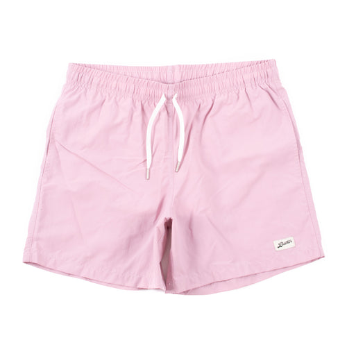 Bather Solid Mauve Swim Trunk