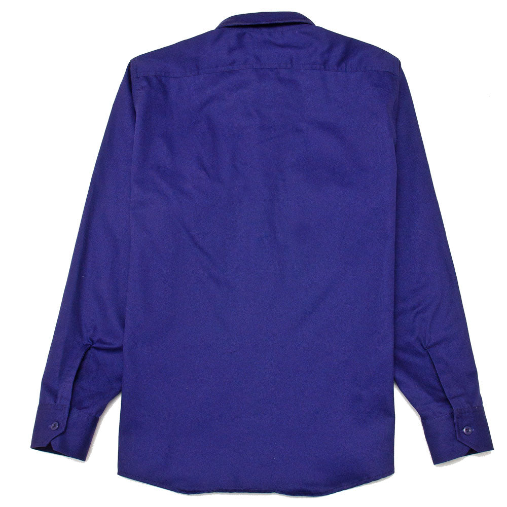 Randy's Garments Inspector Shirt Purple shoplostfound back