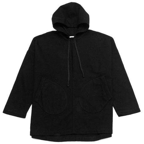 S.K. Manor Hill Trek Hoody Black at shoplostfound, front