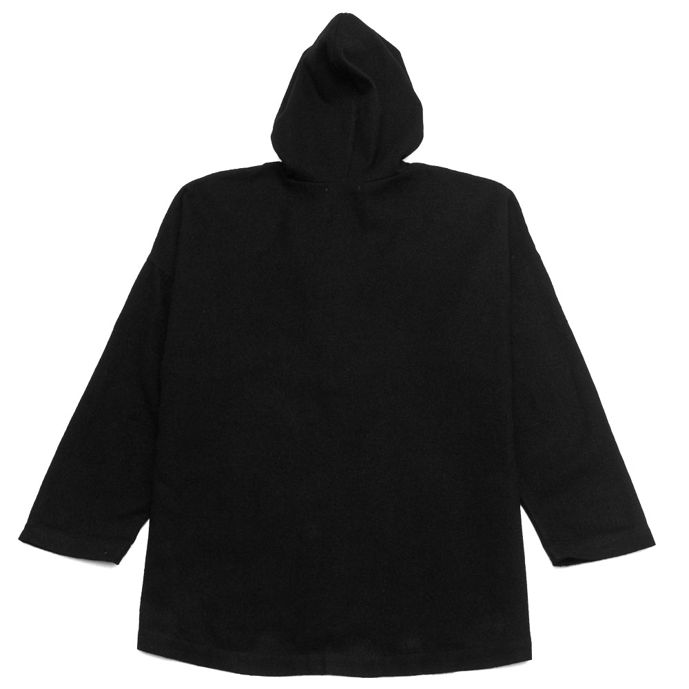 S.K. Manor Hill Trek Hoody Black at shoplostfound, back
