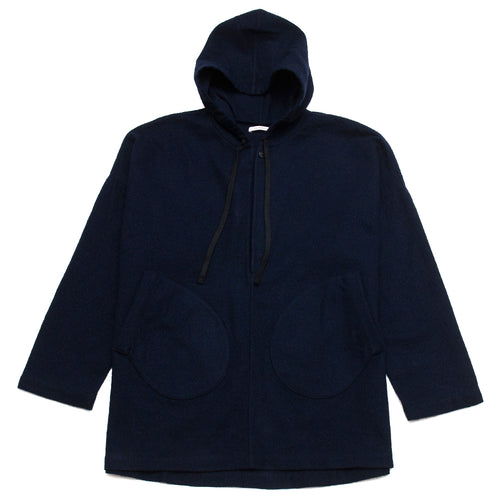 S.K. Manor Hill Trek Hoody Navy at shoplostfound, front