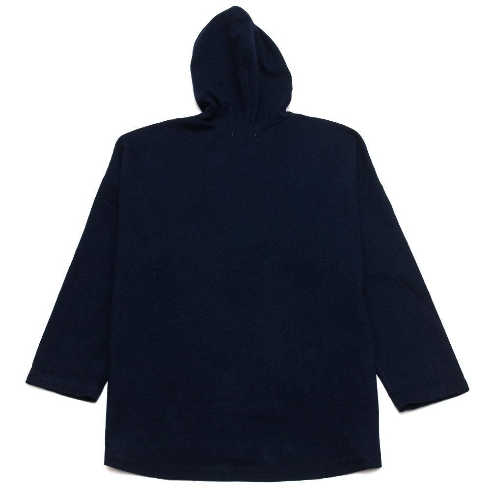 S.K. Manor Hill Trek Hoody Navy at shoplostfound, back