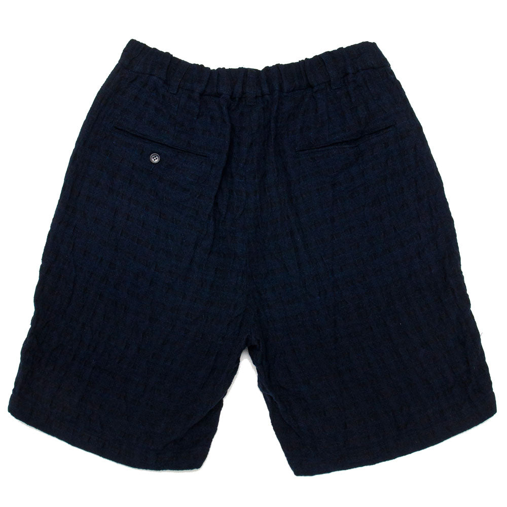 Sage de Cret One Tack Wide Short Pants Navy shoplostfound 2