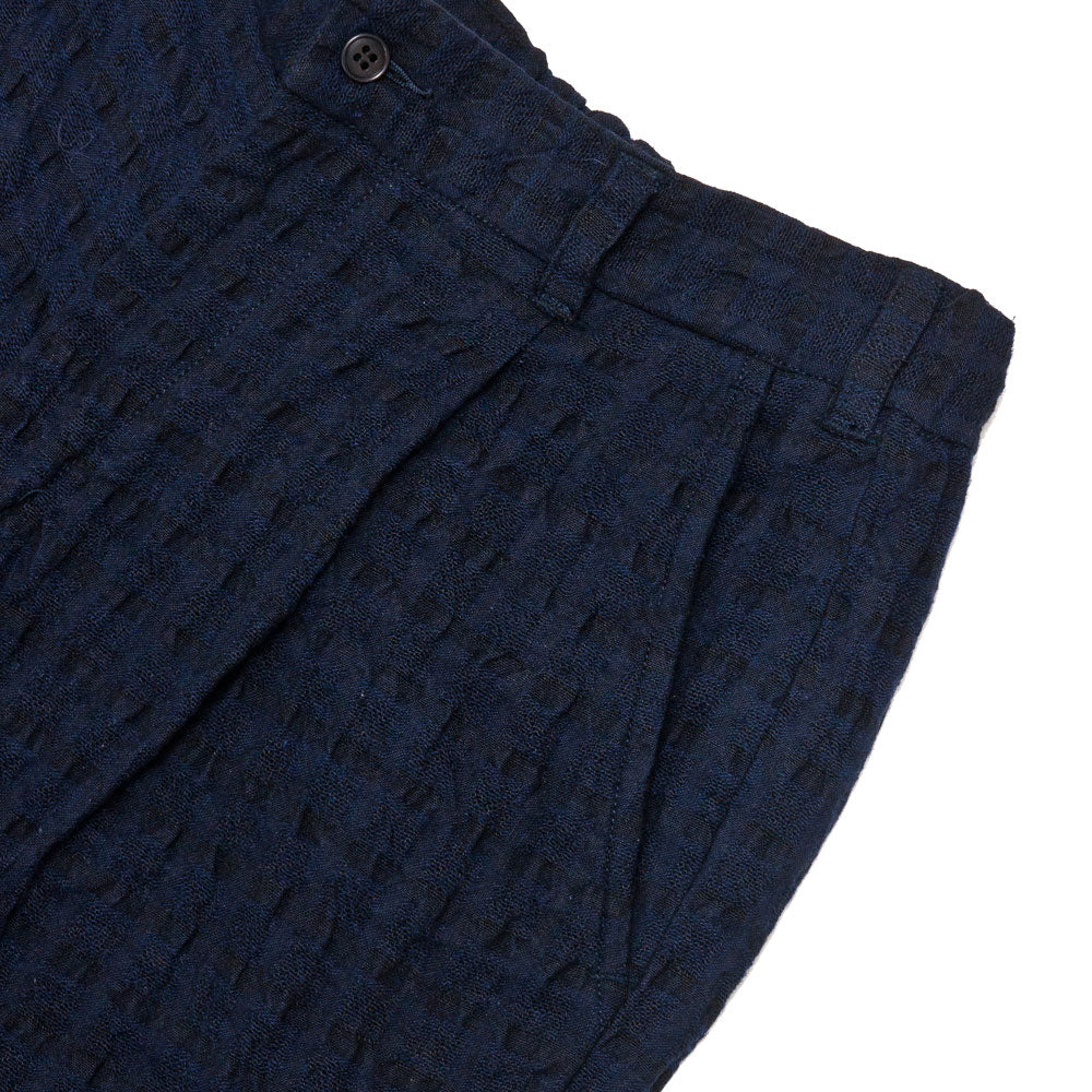 Sage de Cret One Tack Wide Short Pants Navy shoplostfound 3