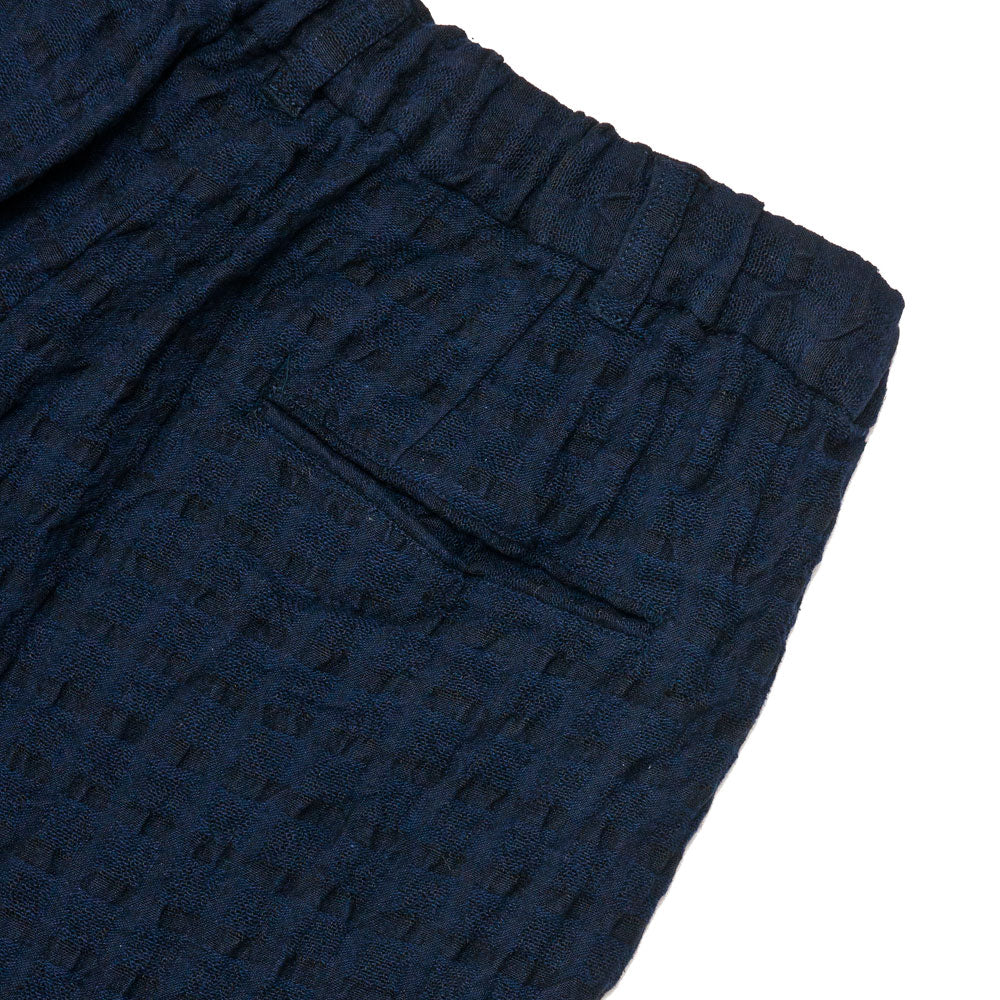 Sage de Cret One Tack Wide Short Pants Navy shoplostfound 4
