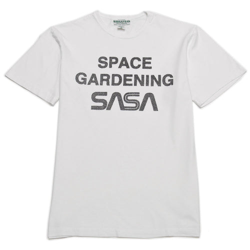 Sassafras Space Garden White at shoplostfound, front