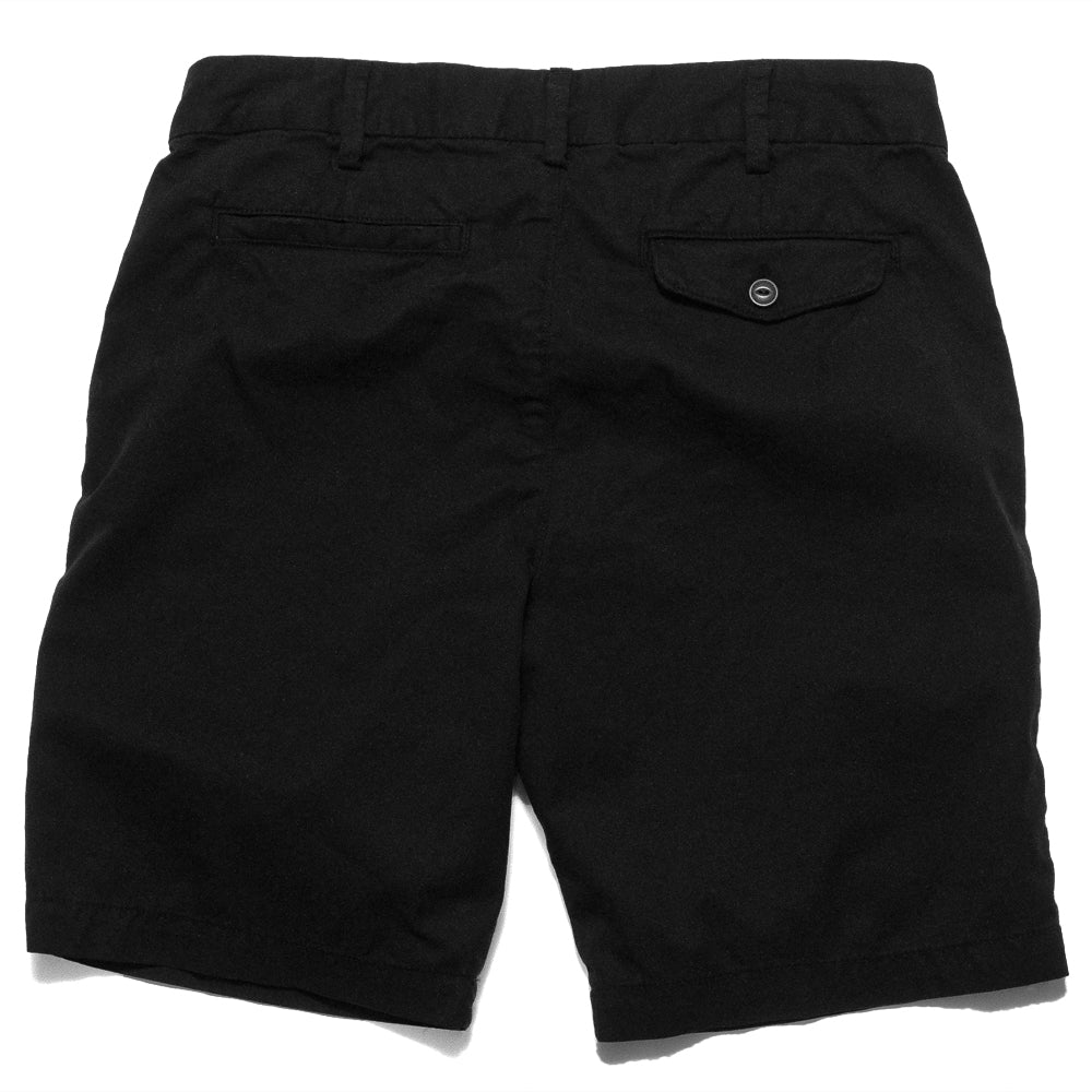 Save Khaki United Light Twill Bermuda Short Black at shoplostfound, back