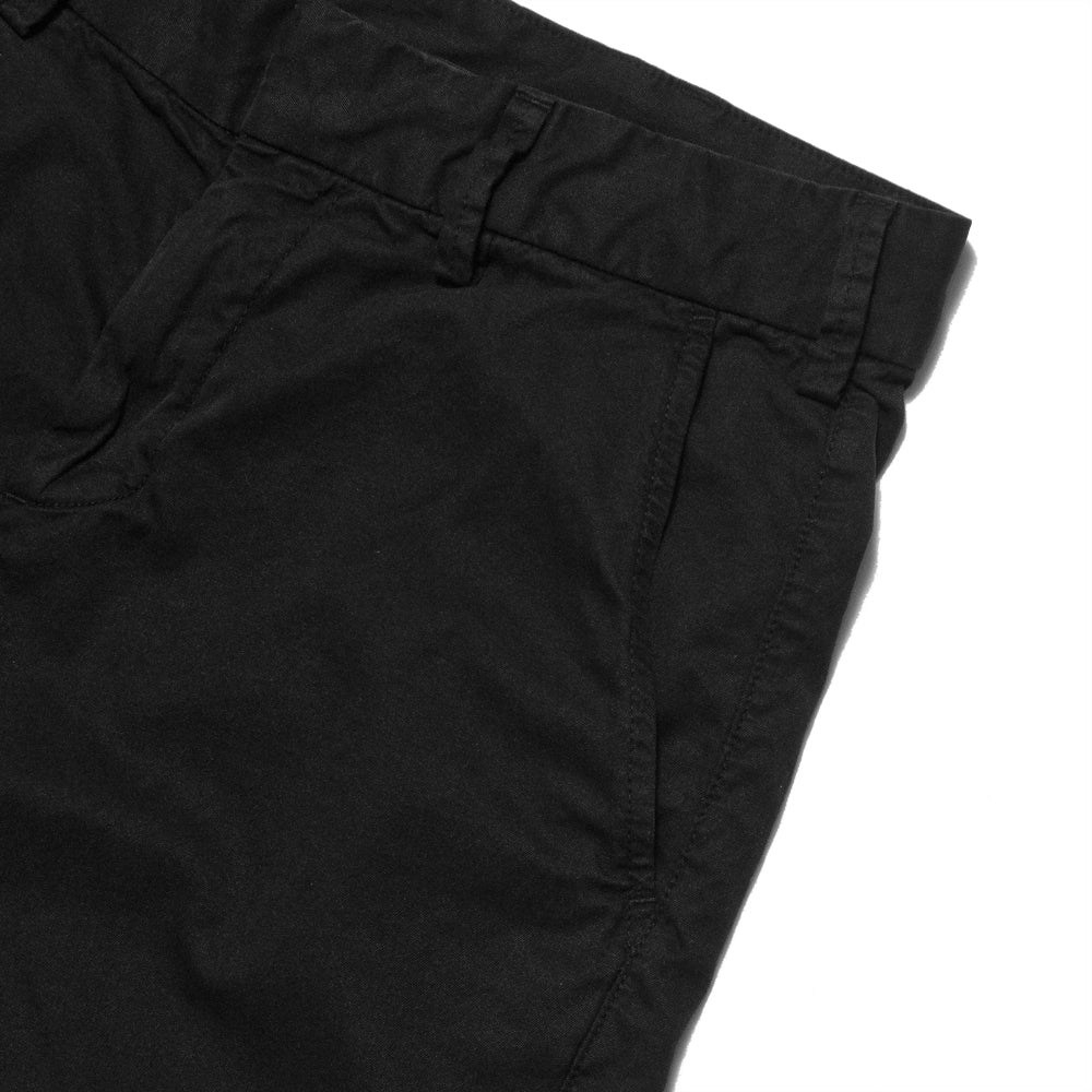 Save Khaki United Light Twill Bermuda Short Black at shoplostfound, pocket