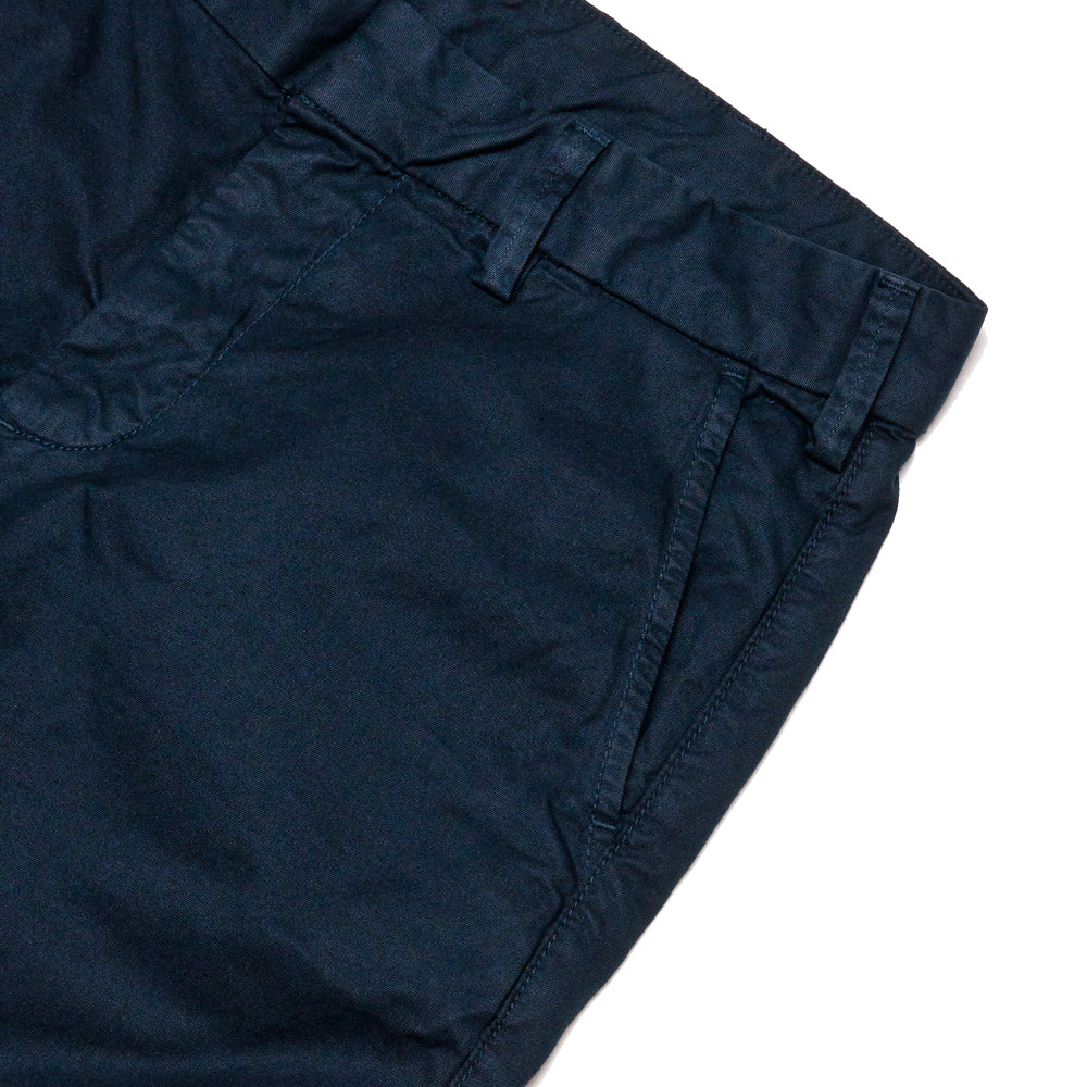 Save Khaki United Light Twill Bermuda Short Navy at shoplostfound, pocket