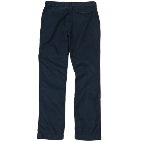 Save Khaki United Lightweight Twill Trouser Classic Navy