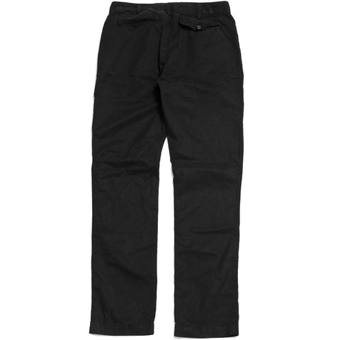 Save Khaki United Lightweight Twill Trouser Classic Black