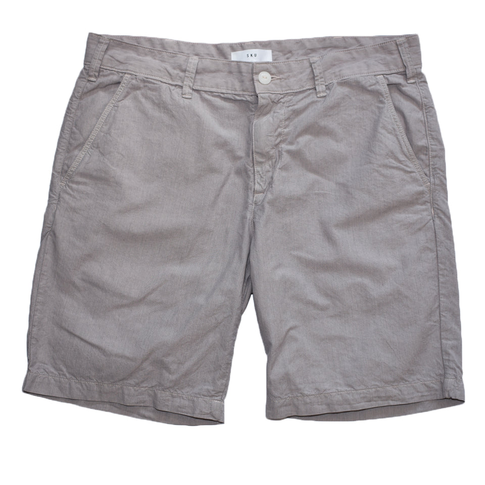save-khaki-united-stripe-standard-short-tea