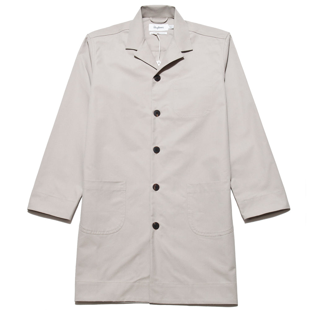 Schnayderman's Coatshirt Trench One Stone at shoplostfound, front