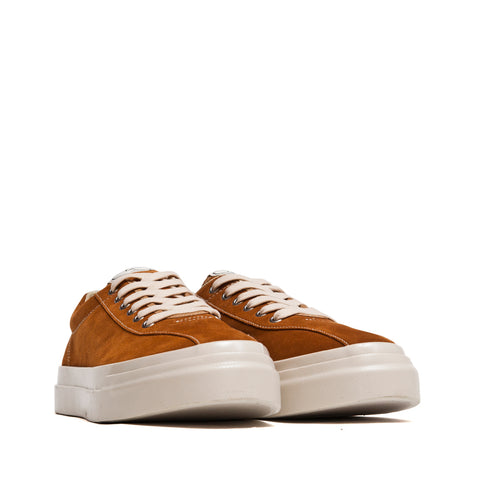 Stepney Workers Club Dellow Canvas Suede Tan at shoplostfound, side