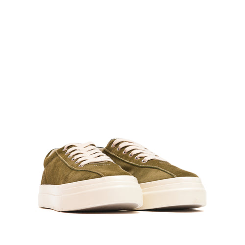 Stepney Workers Club Dellow Suede Military at shoplostfound, 45
