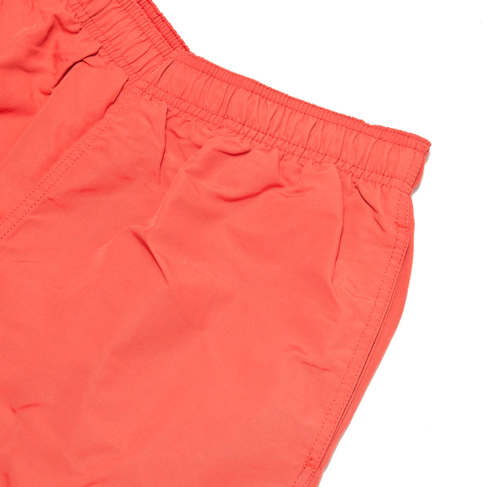 Stüssy Stock Water Short Bright Red at shoplostfound, pocket