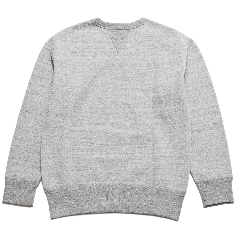 The Real McCoy's Army Air Force Sweatshirt Grey at shoplostfound, back