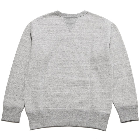 The Real McCoy's Army Air Force Sweatshirt Grey at shoplostfound, front