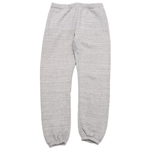 The Real McCoy's 10 oz. Loopwheel Sweatpants Grey MC18118 at shoplostfound, front