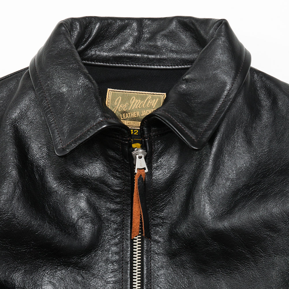 The Real McCoy's 30's Mobster Sports Jacket at shoplostfound, neck