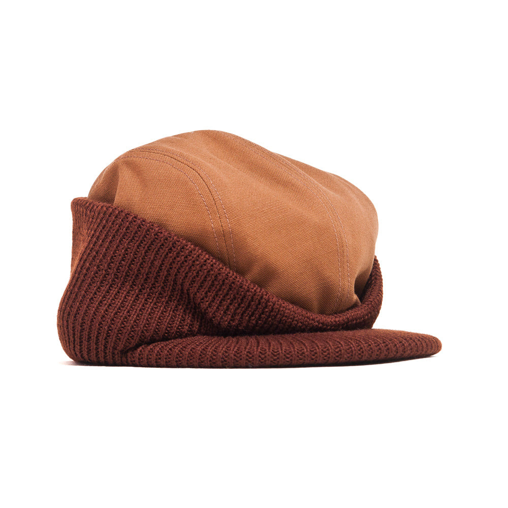 The Real McCoy's 8HU Blizzard Cap Brown at shoplostfound, 45