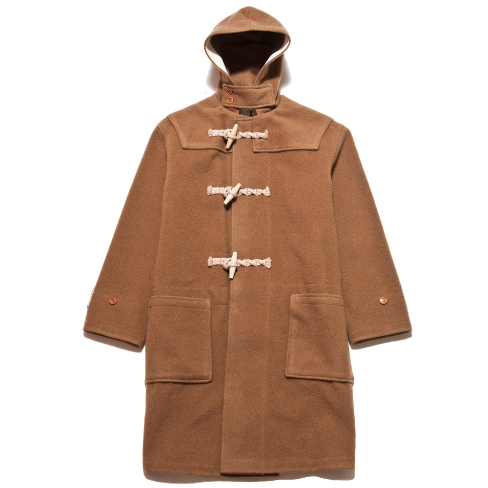 The Real McCoy's Lighthouse Duffle Coat at shoplostfound, front